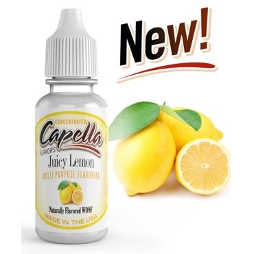Άρωμα Capella Juicy Lemon 13ml (λεμόνι)
