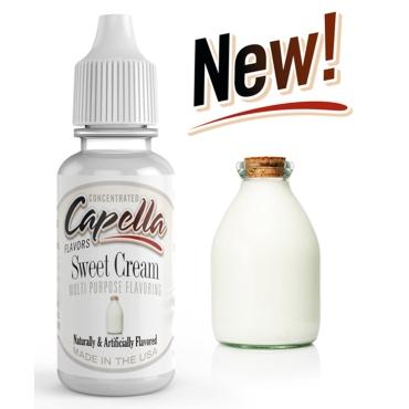 4864 - Άρωμα Capella Sweet Cream 13ml (γλυκιά κρέμα)