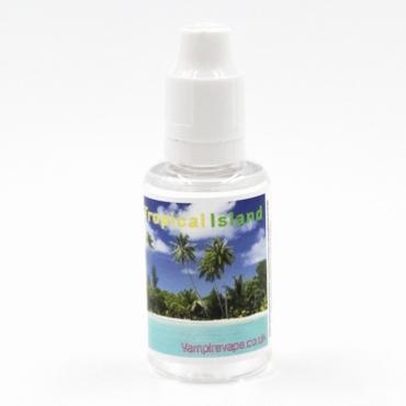 4885 - Άρωμα Vampire Vape Uk Tropical Island 30ml (τροπικά φρούτα)