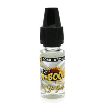 4891 - Άρωμα K-boom flavour K-Yo Gurt 10ml (γιαούρτι)