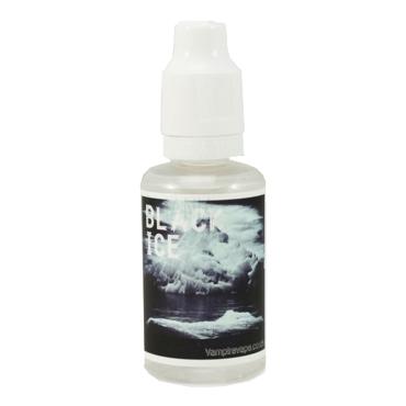 4905 - Άρωμα Vampire Vape Uk Black Ice 30ml (Καπνικό & μέντα)