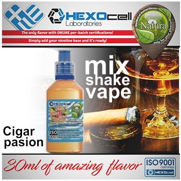4998 - NATURA MIX SHAKE VAPE CIGAR PASSION 30/100ML (καπνικό)