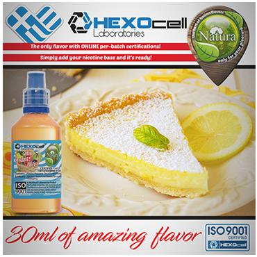 5019 - NATURA MIX SHAKE VAPE LEMON TART 30/100ML (πίτα με λεμόνι)