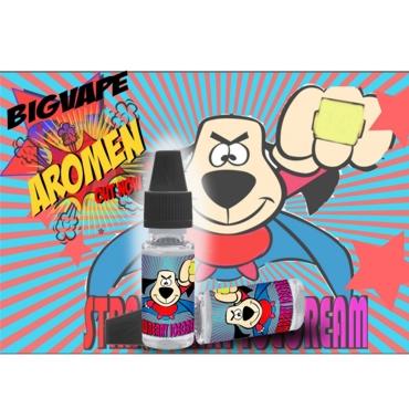 5056 - Άρωμα Big Vape COOL DOG 10ml (γρανίτα φράουλα)