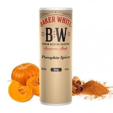 5090 - Baker White Pumpkin Spice 10ml (Tan) (κρέμα κολοκύθας με κανέλα)