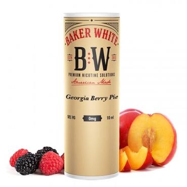 5097 - Baker White Georgia Berry Pie 10ml (Tan) (πίτα με μούρο και ροδάκινο)