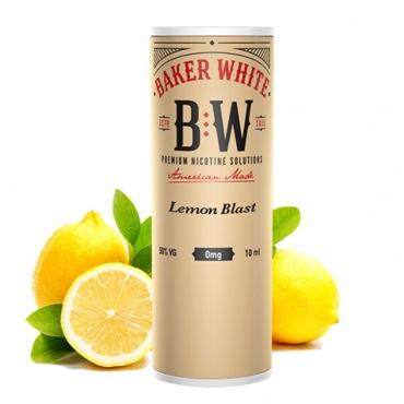 Baker White Lemon Blast 10ml (Tan) (λεμονάδα με ζάχαρη & μέντα)