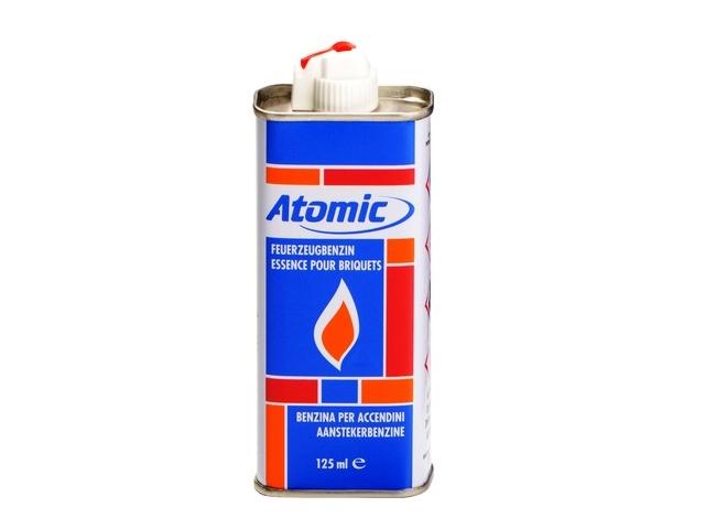 5163 - Υγρό Atomic 125ml (για αναπτήρες βενζίνης και zippo)