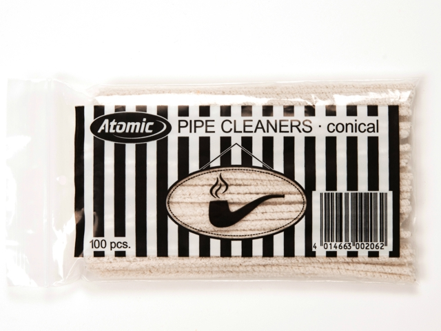 Καθαριστικά πίπας καπνού Atomic Pipe Cleaners