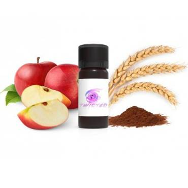 5172 - Άρωμα Twisted Vaping MUFFIN WOMAN 10ml (μήλο με κανέλα)