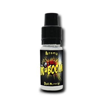 5181 - Άρωμα K-boom flavour DAD MEMORIAL 10ml (cheescake βερύκοκο)
