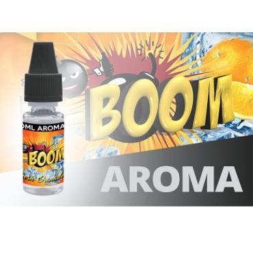 Άρωμα K-boom flavour FRESH ORANGADE 10ml (δροσερή πορτοκαλάδα)
