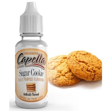 Άρωμα Capella Sugar Cookie Flavor Concentrate 13ml (γλυκό μπισκότο)