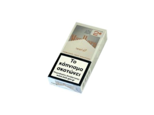 5246 - Cigarillos MARLBORO LEAF Filter 10