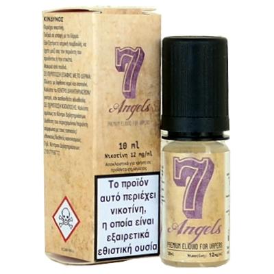 5317 - Seven 7 Angels 10ml (ήπιο καπνικό με καραμέλα & βανίλια)