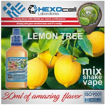 NATURA MIX SHAKE VAPE LEMON TREE 30/60ML (λεμόνι)