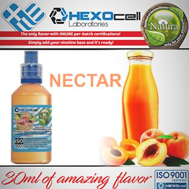 NATURA MIX SHAKE VAPE NECTAR 30/60ML (ροδάκινο και βερίκοκο)