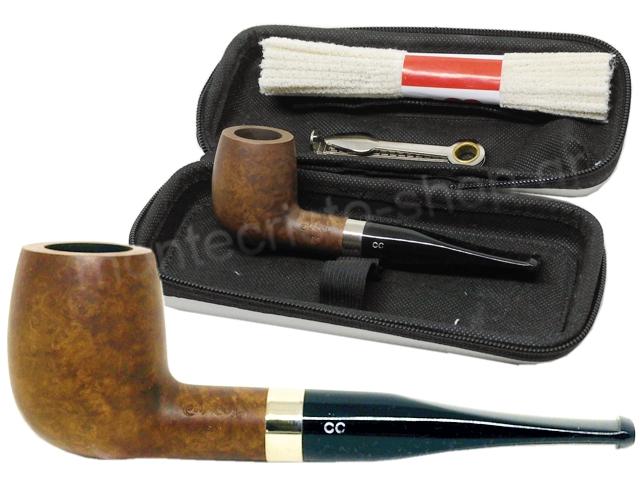 5520 - Πίπα CHACOM TROUSSE DROITE ENSEMBLE 9mm (ίσια)
