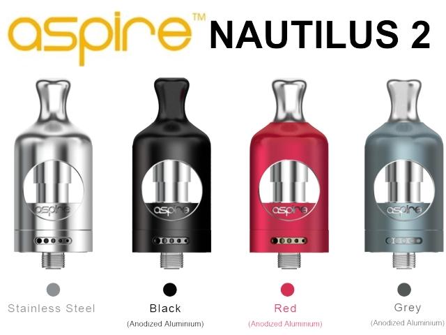 Aspire Nautilus 2 ατμοποιητής (2ml)