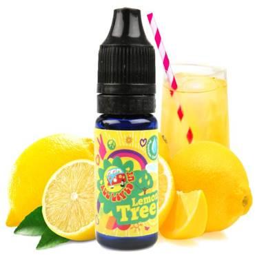 Άρωμα BIG MOUTH LIQUIDS ALL LOVED UP Lemon Tree 10ml (χυμός λεμονιού)