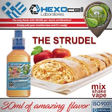 NATURA MIX SHAKE VAPE THE STRUDEL 30/60ML (γλυκό με γεμιστή ζύμη)