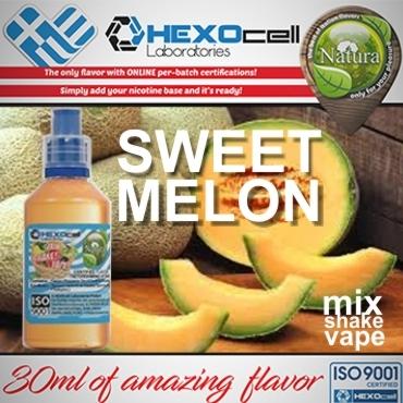 NATURA MIX SHAKE VAPE SWEET MELON 30/60ML (πεπόνι)