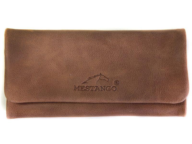 5710 - MESTANGO LOUNGE 4000-3 δερμάτινη καπνοθήκη