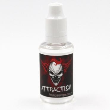 5757 - Άρωμα Vampire Vape Uk Attraction 30ml (κόκκινα μούρα, φρούτα & μέντα)