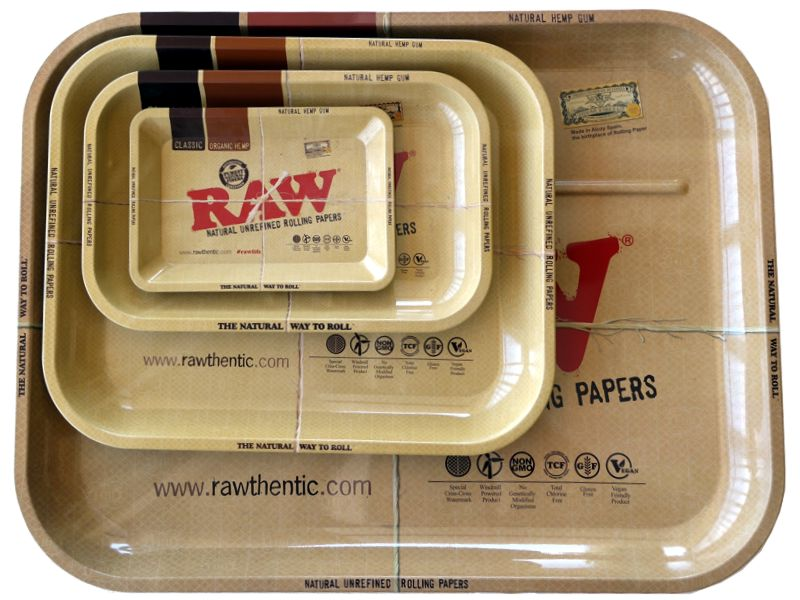 5764 - Δίσκοι RAW TRAYS mini / small / medium / large (σε 4 μεγέθη)