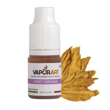 Υγρό αναπλήρωσης VAPORART West Tobacco 10ml (καπνικό)