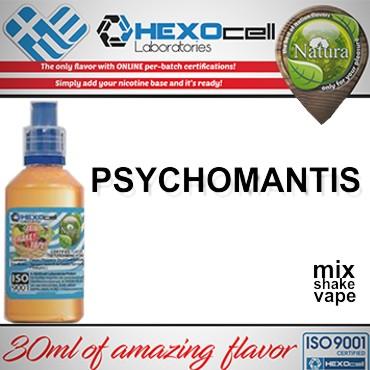 NATURA MIX SHAKE VAPE PSYCHOMANTIS 30/60ML (μάνγκο καρπούζι και καρύδα)