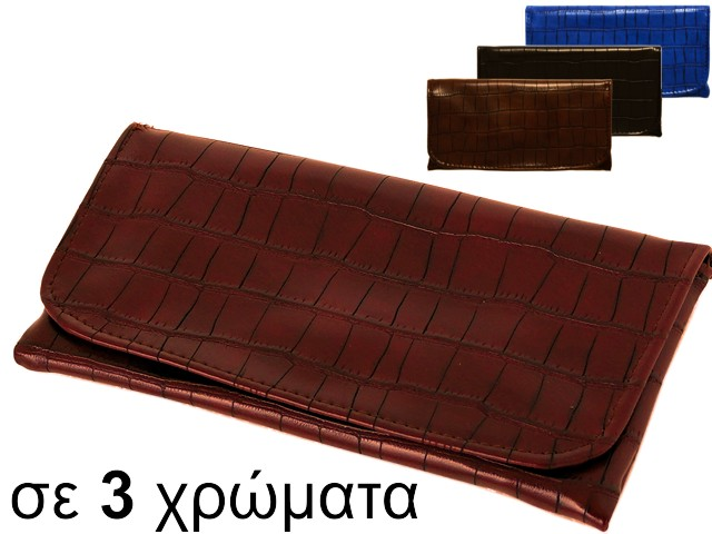 6046 - Καπνοθήκη Atomic TOBACCO POUCH XL CROCO 0405606