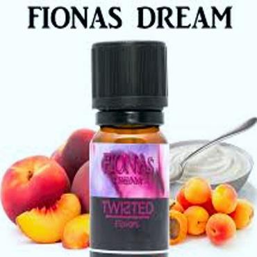 6070 - Άρωμα Twisted Vaping FIONAS DREAM 10ml (κρέμα βερίκοκο και ροδάκινο)