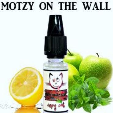 6108 - Άρωμα COPY CAT MOTZY ON THE WALL 10ml (λεμόνι μέντα και μήλο)