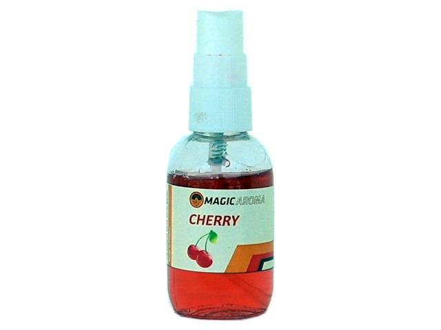 6141 - Σταγόνες Magic Aroma CHERRY (κεράσι) 50ml για ψεκασμό καπνού