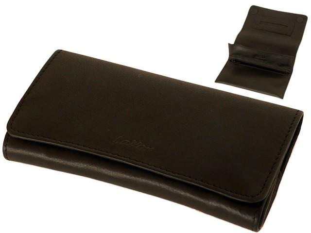 6150 - Lavor 1-31021 Brown δερμάτινη καπνοθήκη