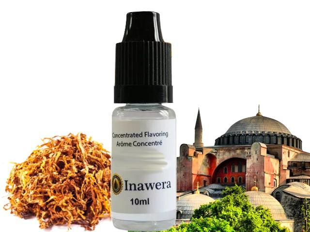 6253 - Άρωμα inawera TABACCO TURKISH 10ml (καπνικό μπασμάς)