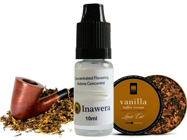 6256 - Άρωμα inawera VANILLA FOR PIPE 10ml (καπνικό με βανίλια)