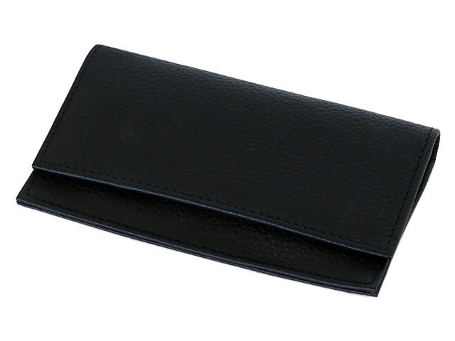 6323 - Καπνοθήκη EGOIST PORTATABACCO SOIREE BLACK γνήσιο δέρμα JK06034