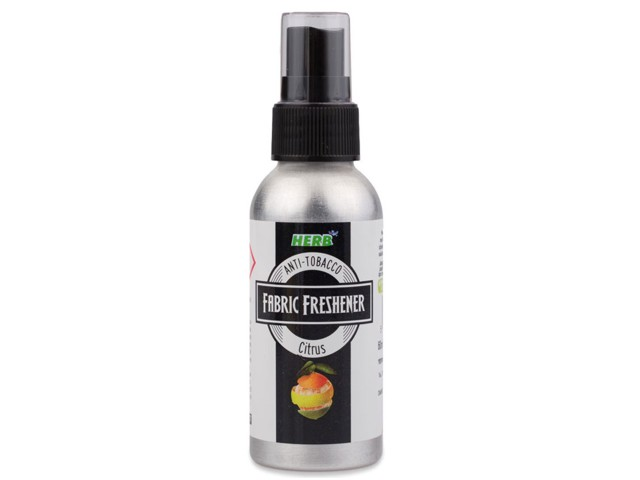 6326 - HERB FABRIC FRESHENER CITRUS (Anti-Tobacco υφασμάτων)