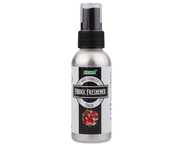 6327 - HERB FABRIC FRESHENER FLORAL (Anti-Tobacco υφασμάτων)