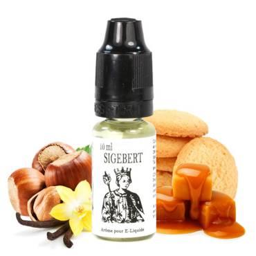 Άρωμα 814 SIGEBERT 10ml (μπισκότο, βανίλια, καραμέλα και φουντούκι)