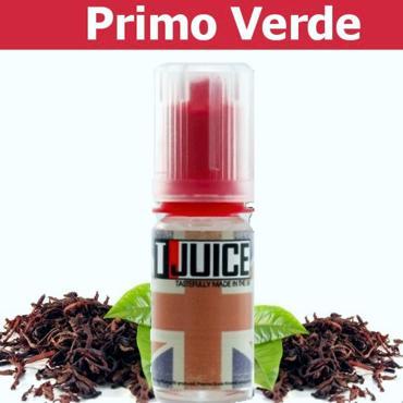 6414 - Άρωμα T-Juice PRIMO VERDE 30ml (καπνικό VIRGINIA)