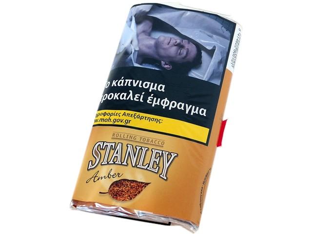 Καπνός στριφτού STANLEY AMBER 30gr