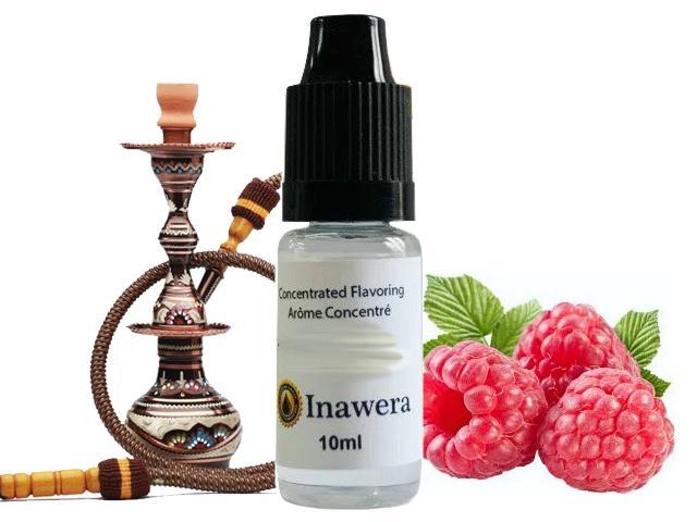 6430 - Άρωμα inawera SHISHA RASPBERRY 10ml (καπνικό ναργιλέ βατόμουρο)