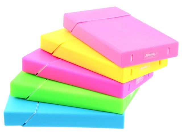 Θήκη για πακέτο SLIM τσιγάρα ATOMIC Silicone Cigarette Sleeve Slim HC 0405106 (σιλικόνη)