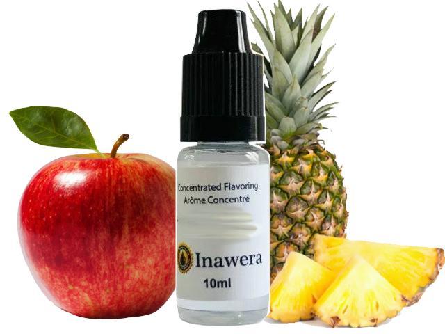 Άρωμα inawera APPLE PINEAPPLE 10ml (μήλο ανανάς)