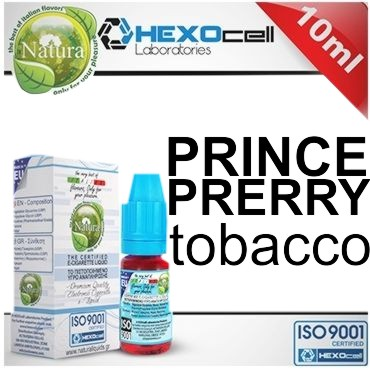 6583 - Natura PRINCE PRERRY από την Hexocell (καπνικό) 10 ml
