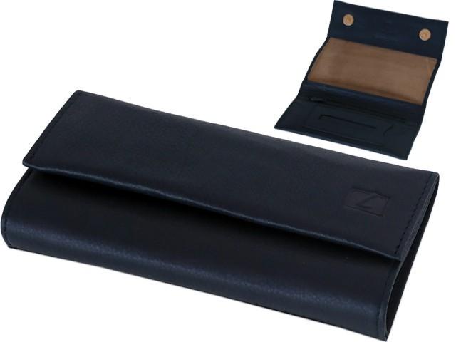 6605 - Lavor 1-31984 BLUE (για άδειασμα καπνού ή σακουλάκι καπνού) δερμάτινη καπνοθήκη