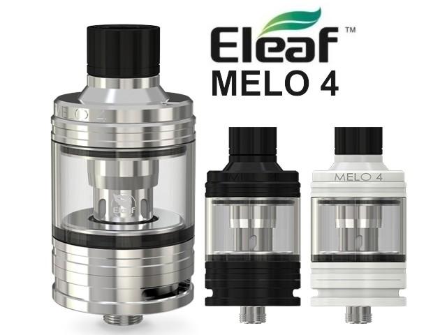 6676 - Ατμοποιητής MELO 4 D25 by Eleaf 4.5 ml